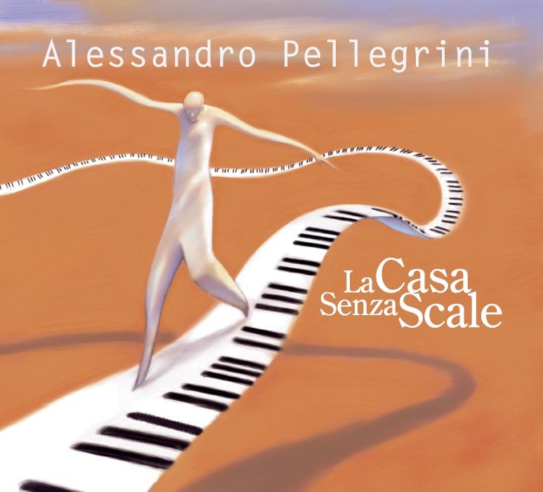 Alessandro Pellegrini cantautore album cover copertina ufficiale